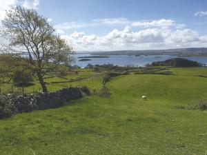 En Route to Cong Ireland